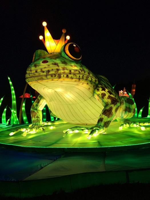 Festival of Light of Longleat