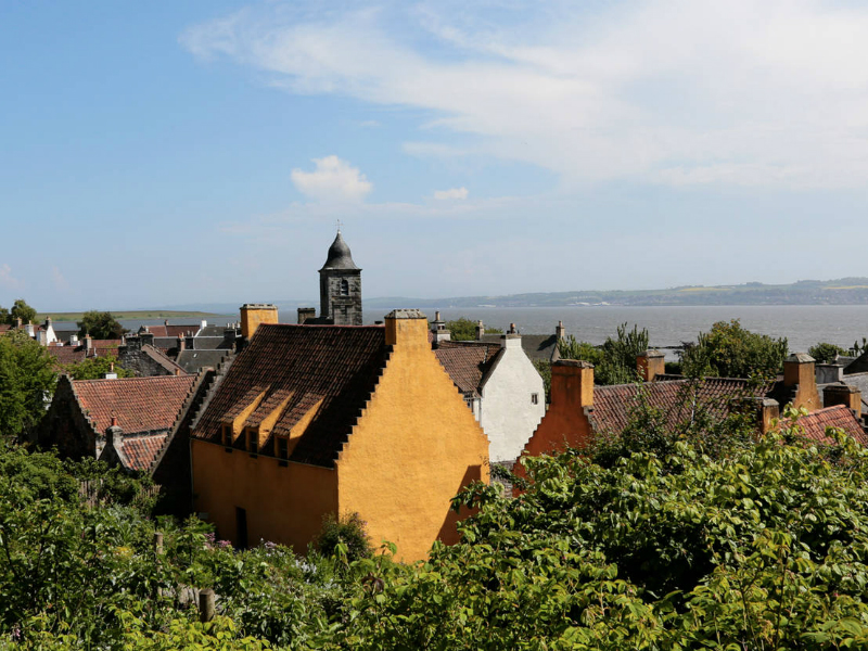 Children's Fun Day at Culross Palace