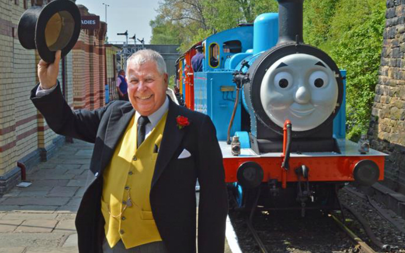 Day Out With Thomas at Lancashire Railway