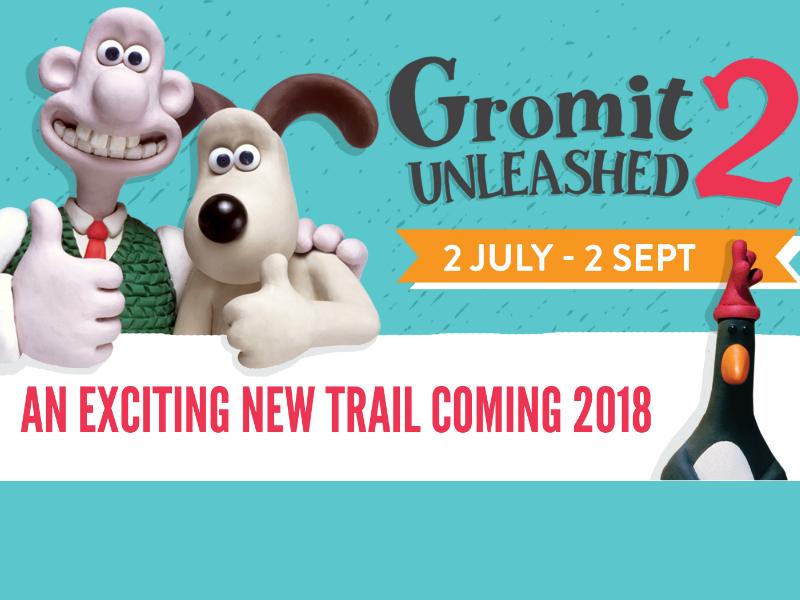 Visit Gromit Unleashed 2