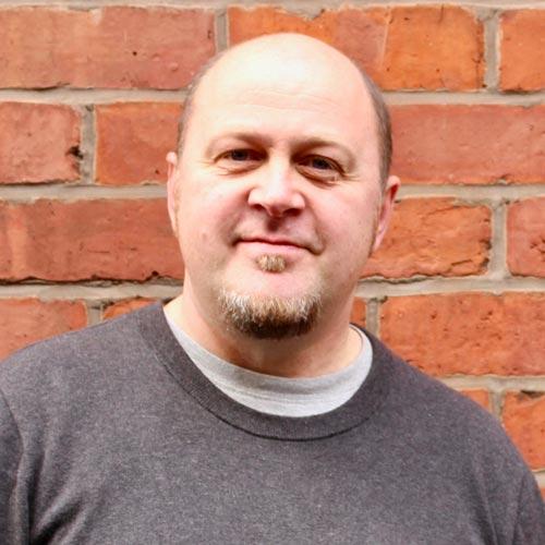 Charlie at Swiis Manchester