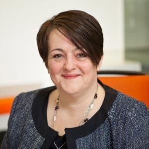Director of Social Work Vicci Jones