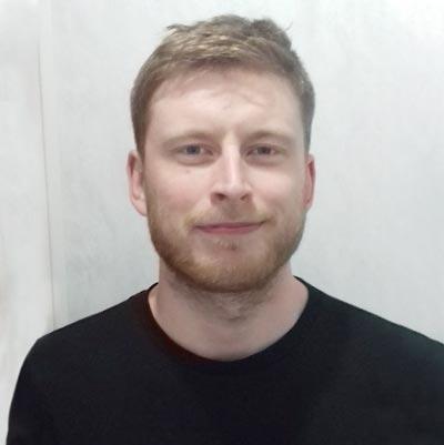 Durham Foster Care Supervising Social Worker Paul McCrickard