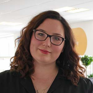 Foster Care Recruitment Co-ordinator Emily Saunders