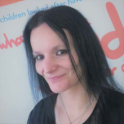 Gloucestershire Foster Care Administrator Beata Olah-Wood